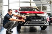 Mitsubishi Outlander 2020 - 7 мест на шару?!