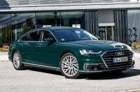 Audi представляет новую модификацию Audi A8 L