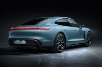 Porsche расширяет модельный ряд электрических спорткаров с Taycan 4S