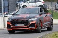 Audi RS Q8 готовится к дебюту 20 ноября
