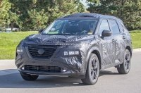 В Сети появились новые фото Nissan X-Trail следующей генерации