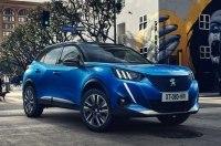 В Peugeot определились с датой начала продаж нового кроссовера Peugeot 2008