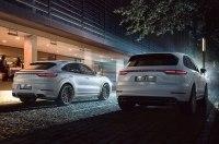Porsche представляет Cayenne и Cayenne Coupe мощностью 680 л.с. с запасом хода до 40 км