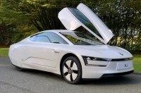 Дизельный Volkswagen XL1 пустят с молотка в Бирмингеме