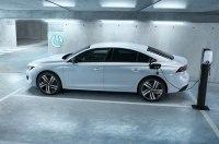 Peugeot 508 Hybrid и 508 SW Hybrid: революционная эффективность