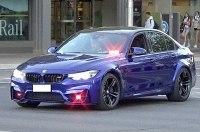 В полиции появился BMW M3 для борьбы со стритрейсерами