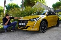 Новый Peugeot 208. Жаль, что нельзя материться!