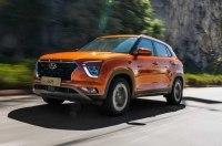 Hyundai Creta второго поколения дебютировала в Китае