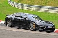 Porsche Panamera готовится установить рекорд трассы Нюрбургринг