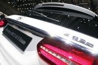Mercedes-Benz отзывает автомобили E-Class и AMG E63 S из-за спойлера