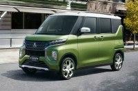 Mitsubishi представила концепт Super Height K-Wagon