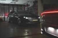 Hyundai опубликовала первый тизерный видеоролик Grandeur