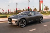 Jaguar представила беспилотный автомобиль на базе I-Pace