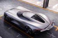 Jaguar представила виртуальный суперкар Vision Gran Turismo