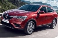 В Украине хотят производить автомобили Renault Arkana