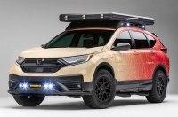 Honda разработала особую вариацию кроссовера CR-V