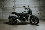 Новый мотоцикл Ducati Scrambler Icon Dark 2020