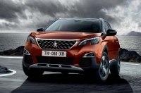 Peugeot Power Drive cезон мощных SUV