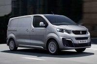У Peugeot появился коммерческий фургон на электротяге
