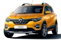 Бюджетный кросс-вэн Renault Triber пользуется ажиотажным спросом