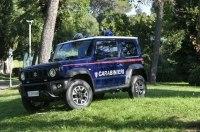 Обновлённый Suzuki Jimny появился на службе у итальянских карабинеров