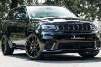 Jeep Grand Cherokee от B & B стал мощнее Lamborghini Urus