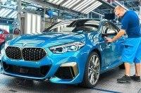 BMW 2 Series Gran Coupe выходит в производство