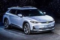Chevrolet показала электрический кросс-универсал размером с «Октавию»
