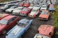 С молотка ушла странная коллекция из 135 автомобилей
