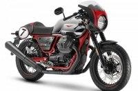 Два новых мотоцикла Moto Guzzi V7 III Racer 2020