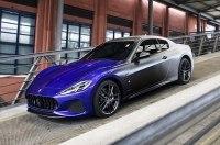 Компания Maserati отметила окончание производства GranTurismo нынешнего поколения выходом спецверсии Zeda