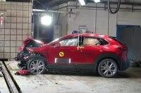 Mazda CX-30, Mercedes GLB и Ford Explorer разбились на «отлично»