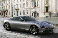 Ferrari представила новейший гран-турер Roma, посвященный Италии
