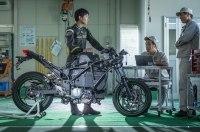 Kawasaki привез на EICMA мотоцикл на электротяге
