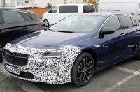 В Сети появились первые фотографии «заряженной» версии Opel Insignia GSi