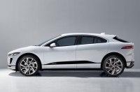 Jaguar I-Pace получил премию «Золотой Руль»