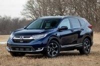 Honda готовится к премьерному показу CR-V Hybrid