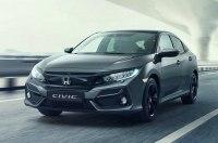 Honda представила обновленный Civic для Европы