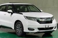 В сети опубликовали фото купе-кроссовера Honda Avancier