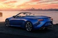 У Lexus появился роскошный кабриолет