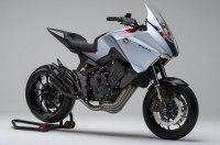 На EICMA 2019 показали концепт Honda CB4X