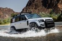 Land Rover опубликовал цены на Defender 90