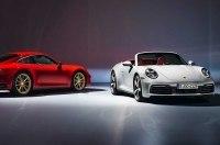 Гибридный Porsche 911 станет самым мощным спорткаром марки