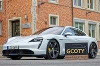 Электрокар Porsche Taycan признан автомобилем года в Германии