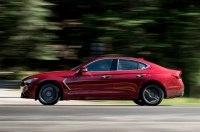 Genesis обновит конкурента BMW 3 Series