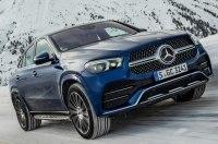 1 л топлива на 100 км: Mercedes-Benz GLE Coupe обзавёлся новой экономичной модификацией