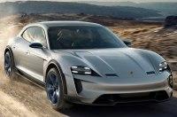 Следующий Porsche Macan станет четырехмоторным