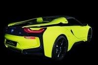 BMW показала уникальный i8 LimeLight Edition