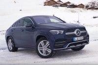 Mercedes-Benz GLE Coupe. Дизель-Гибрид с расходом 1л на 100км?!