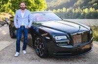 Бывший дизайнер Rolls-Royce перешел в Volkswagen